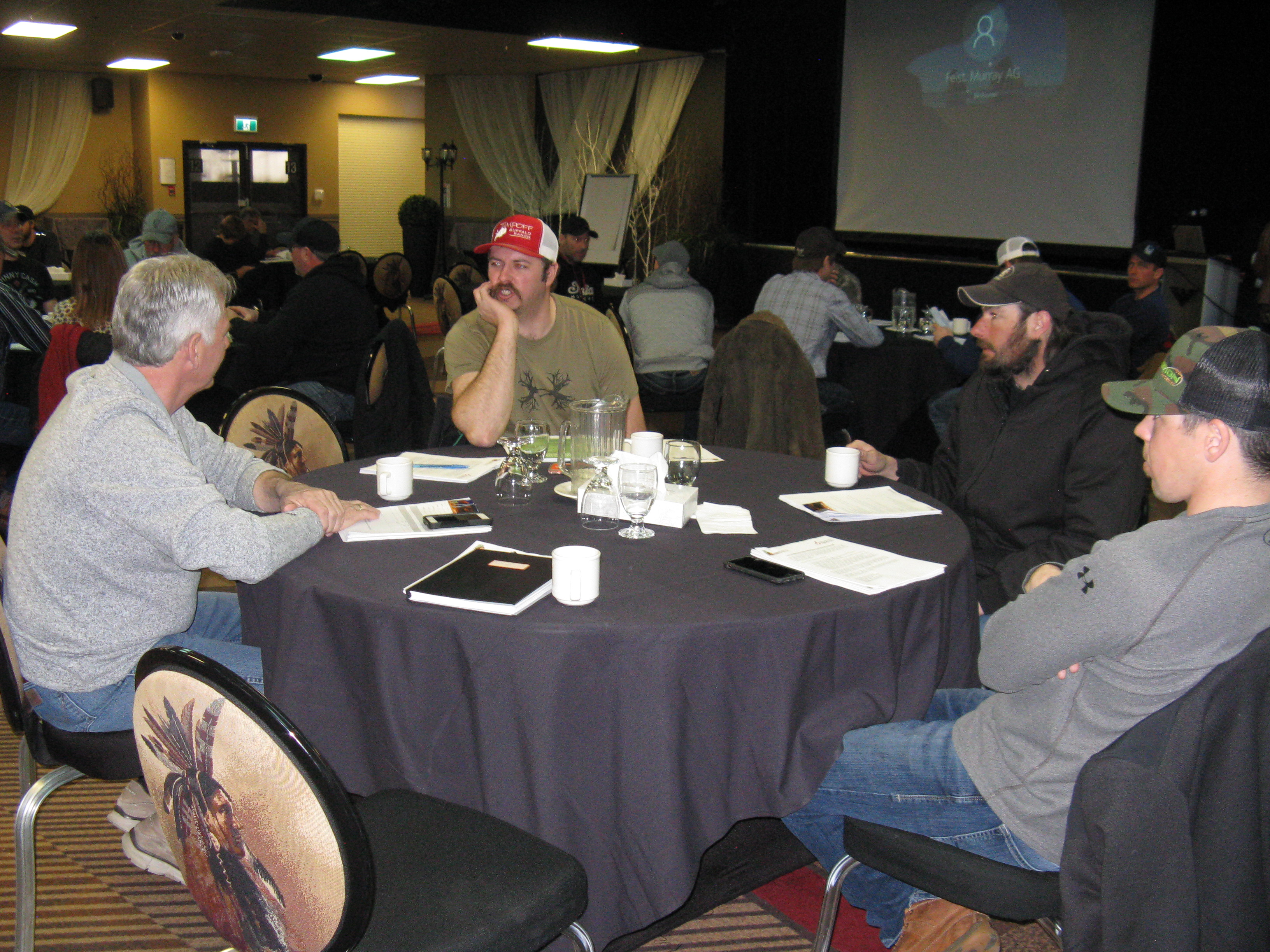 Feb 28, 2019 - Convention Attendance